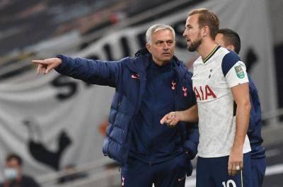 Jose Mourinho bersetuju dengan pilihan perpindahan Harry Kane