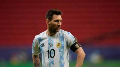 Messi terlalu sibuk mengejar rekod untuk berehat di Copa America