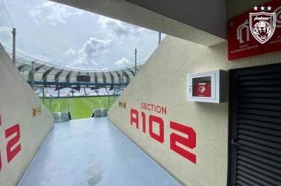 JDT sediakan 20 mesin AED di Stadium Sultan Ibrahim, pastikan serangan jantung dapat dirawat lebih awal