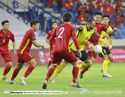 Harimau Malaya tidak bernasib baik, penalti punca Malaysia tewas kepada Vietnam