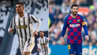 Barcelona considering sensational move for Cristiano Ronaldo-Lionel Messi partnership