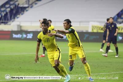 Safawi Rasid muncul wira Harimau Malaya tundukkan Thailand, hidupkan peluang layak ke Piala Asia 2023