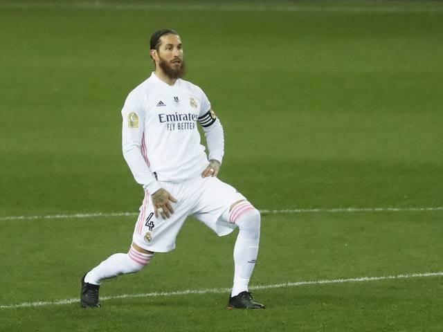 Sergio Ramos mengesahkan meninggalkan Real Madrid dengan pertukaran percuma