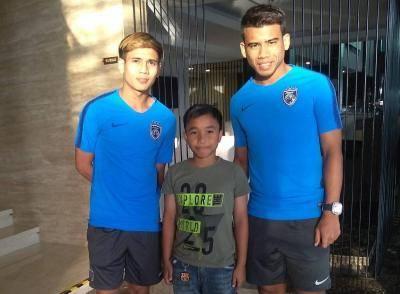 Uzzair Zayyan dapat biasiswa bola sepak, bakal berlatih bawah jurulatih Cruzeiro