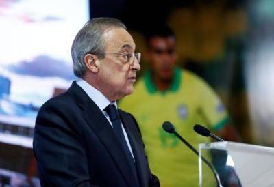 Lebih banyak lagi racun dari mulut presiden Real Madrid yang melibatkan Guti, Figo dan juga Mesut Ozil dan bekas kekasihnya