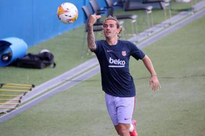 Man United-Barcelona swap deal involving Griezmann and Premier League defender