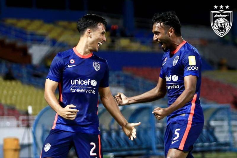 [VIDEO] JDT semakin gah di takhta Liga Super, Terengganu kalah mengejut kepada Melaka