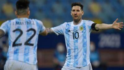 Argentina menuju ke final Copa menentang Brazil dengan kemenangan tendangan penalti