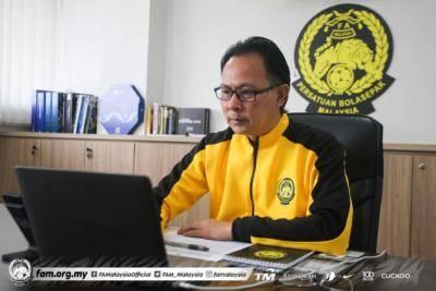 Ong Kim Swee tinggalkan FAM, terima tawaran ketua jurulatih Sabah