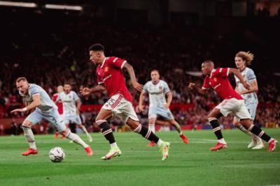 Jadon Sancho dipercayai akan berbentuk hebat walaupun memulakan karier Manchester United dengan perlahan
