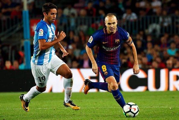 Барселона Испанийн лигийг тэргүүлсэн хэвээр