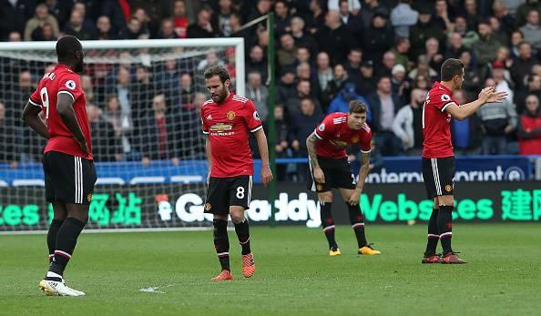 Манчестер Юнайтед эхний хожигдлоо амслаа