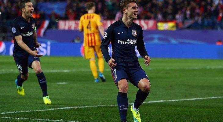 Барселона Гризманы төлөө!
