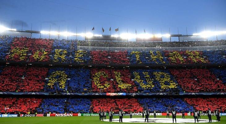 Барселона цэнгэлдэхийн нэрээ солино