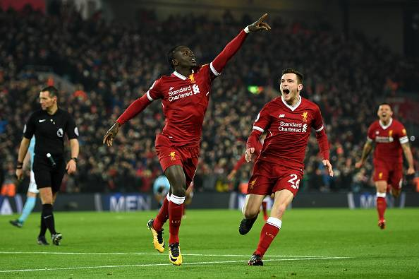 Ливерпүүл Манчестер Ситигийн анхны хожигдлыг нь амсууллаа