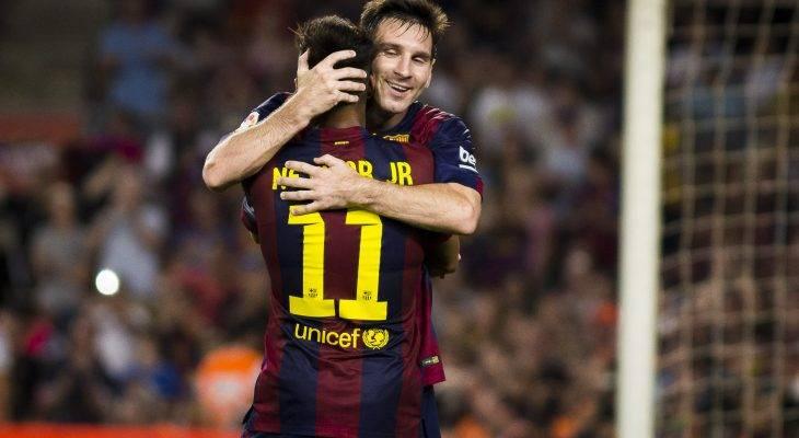 Мэсси: Нэймарыг Реалын өмсгөлтэй харна гэдэг аймшиг
