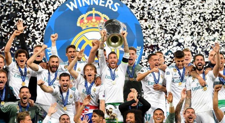 Баяр хүргэе Реал Мадрид!