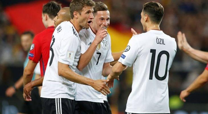 Германчууд дэлхийн аваргын 28 тоглогчоо зарлалаа