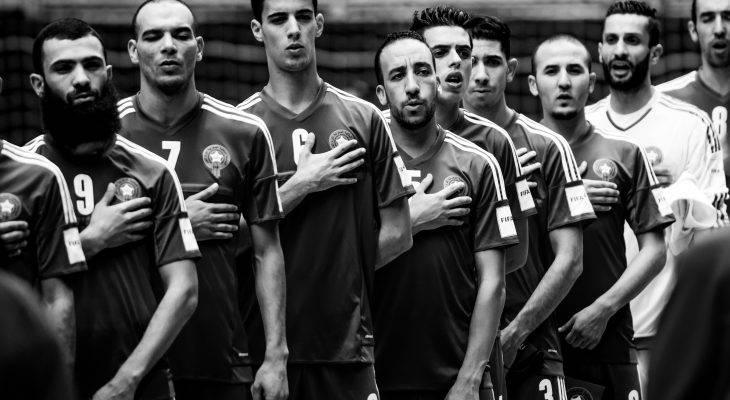 Морокко-Иран, Дэлхийн дэвжээнд анх удаа!