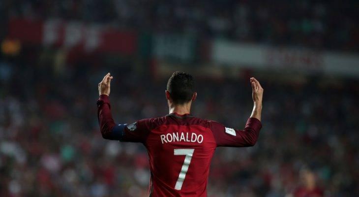 Португал: Роналдуд ганц цом дутуу
