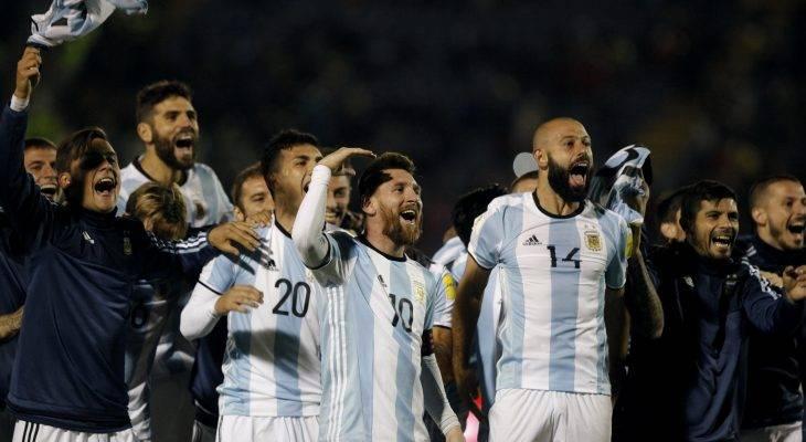 Аргентин: Мэсси түүх бүтээх ёстой!