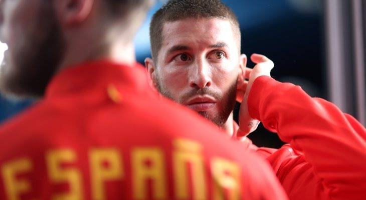 Испани, Иран тоглолтын өмнө