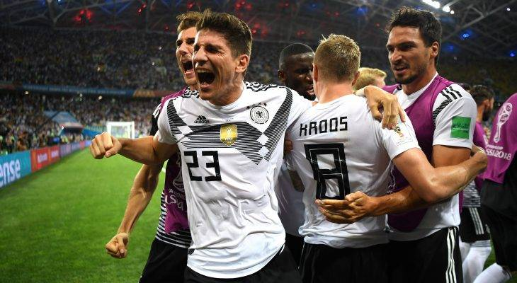 Базаа #3: Германчуудын гайхамшиг