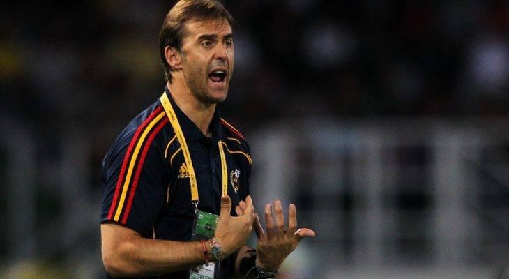 Испани дасгалжуулагчаа халлаа!