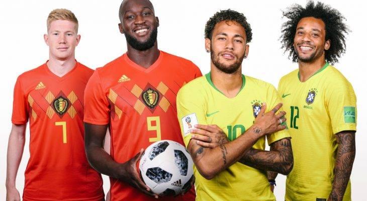 Белги-Бразил: Супер оддын тулааны өмнө