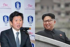 """สองเกาหลีรวมเป็นหนึ่ง! """"โสมขาว"""" ชวน""""โสมแดง"""" ร่วมจัดบอลโลก 2030"""