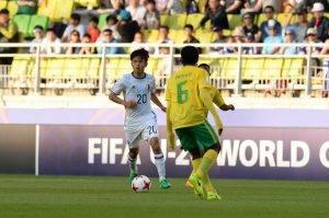 เก่งเกินอายุ! เมสซีญี่ปุ่นแอสซิสต์พาซามูไรซิวชัยบอลโลก U20 (มีคลิป)
