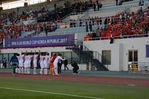 ไปไม่ถึงฝัน! เวียดนาม U20 ร่วงบอลโลกหลังโดนทีเด็ดฮอนดูรัสเกมส่งท้าย