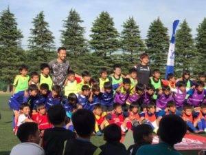 อนาคตของชาติ! อดีตแข้งสุพรรณควงโยชิดะสอนบอลเยาวชนญี่ปุ่น