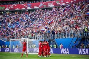 เจ้าภาพเฮ! รัสเซียประเดิมดับนิวซีแลนด์ 2-0 เปิดหัวคอนเฟดฯ