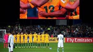 ฟีฟ่าไม่ลงโทษซาอุฯเหตุปฏิเสธร่วมยืนไว้อาลัยก่อนเกมกับออสเตรเลีย
