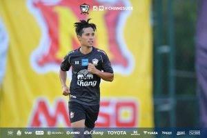 เป็นเกียรติ! แอนโทนีเปิดใจหลังหวนสู่ทีมชาติไทยรอบ 4 ปี