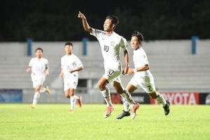 6แต้มเต็ม! ช้างศึก U15 เฉือนอินโดนีเซีย 1-0 ชิงแชมป์อาเซียน