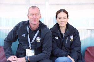 BREAKING : สเปนเซอร์ลาออกกุนซือบอลหญิงทีมชาติไทย