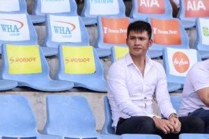 เล กง วินห์ ชี้ลูกหนังไทยพัฒนาเยอะ หลังโผล่ชมเกมชลบุรีเจ๊าสุพรรณ