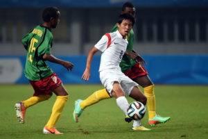 เกาหลีคนแรก! เสือใต้ดึงแนวรุกอินชอนร่วมทีม U19