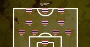 TRIBE BEST XI: ทีมรวมดาราตลอดกาลทีมชาติไทยชุดซีเกมส์