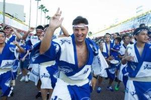 หัวใจซามูไร! ริคาร์โดออกสเต็ปร่วมงานเต้นรำเทศกาลเก่าแก่ญี่ปุ่น