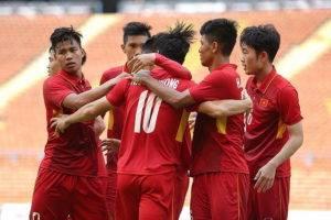 ตัวแทนอาเซียน! เวียดนามทะลุชนอิรักรอบ 8 ทีมชิงแชมป์เอเชีย U23