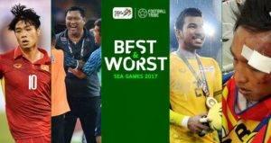 BEST & WORST : ยอดเยี่ยม – ยอดแย่ ฟุตบอลซีเกมส์