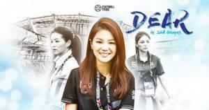 ทั้งสวยทั้งเก่ง! รวมแอคชั่น มาดามเดียร์ นางฟ้าทีมชาติไทยในซีเกมส์