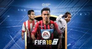 ตัวแทนแดนสยาม: ย้อนรอยค่าพลังแข้งไทยในเกม FIFA