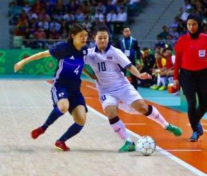 สร้างประวัติศาสตร์! โต๊ะเล็กสาวไทยอัดญี่ปุ่น 3-1 ซิวทองเอเชียนอินดอร์เกมส์