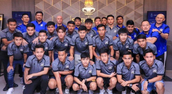 กัปตันเจนนำทัพ! ช้างศึก  U23 รายงานตัวเข้าแคมป์ก่อนลุย M-150 Cup