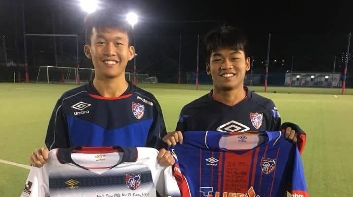 ประสบการณ์เพียบ! 2ดาวรุ่งแข้งเทพกลับไทยหลังร่วมซ้อมกับโตเกียวหนึ่งเดือนเต็ม