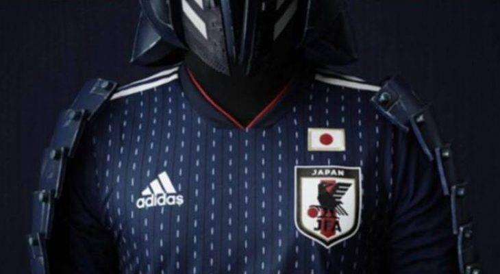 OFFICIAL: ญี่ปุ่นเปิดตัวชุดใหม่ลุยบอลโลกที่รัสเซีย